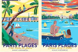 Rdv à Paris plage le 30 août